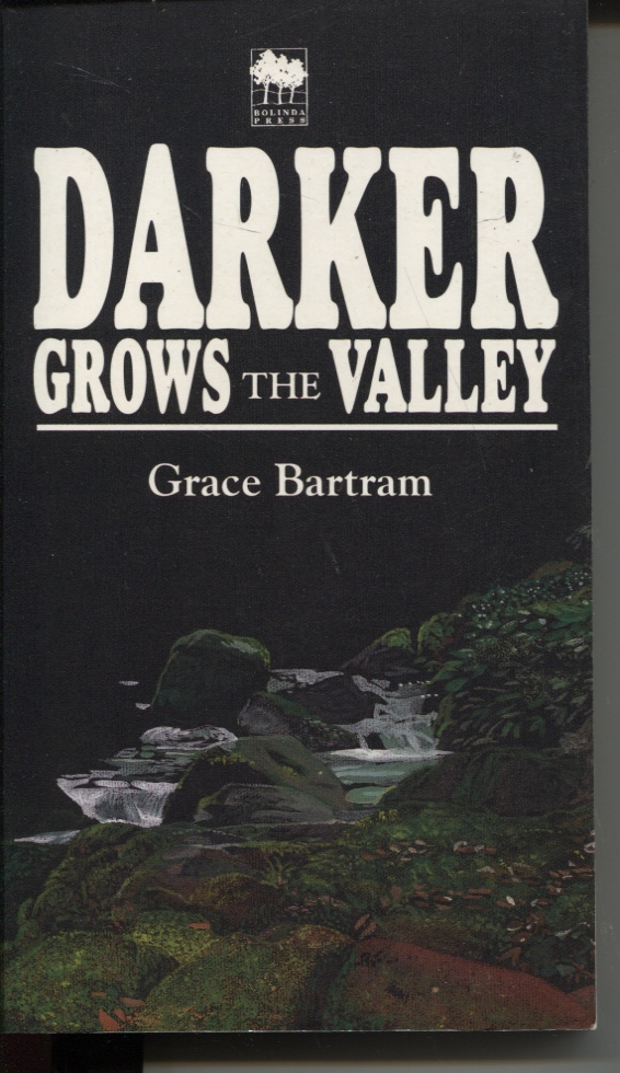 Image for DARKER GROWS THE VALLEY