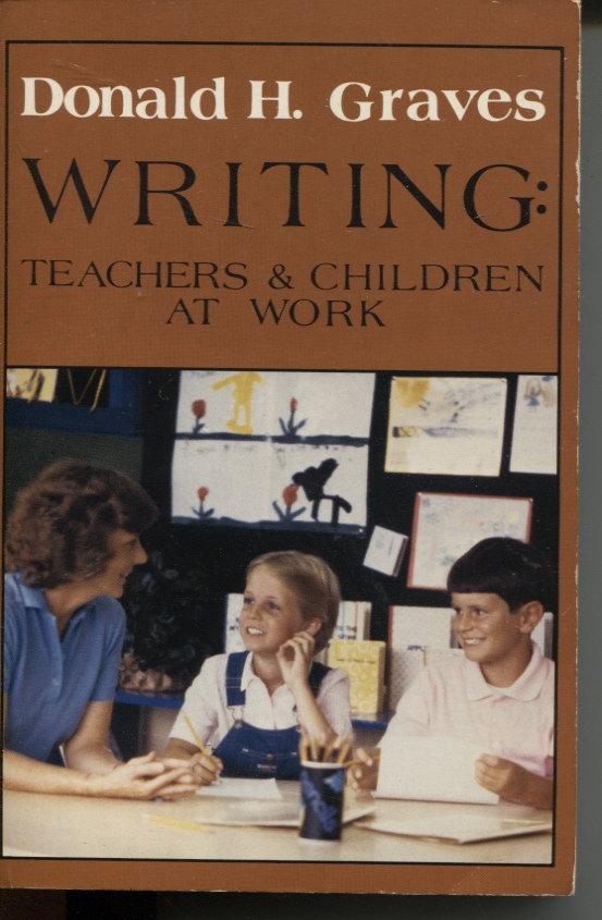 Image for WRITING : TEACHERS AND CHILDREN AT WORK