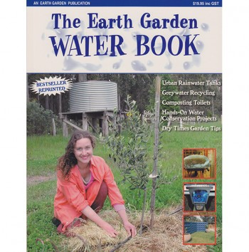 Image for THE EARTH GARDEN WATER BOOK