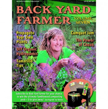 Image for BACK YARD FARMER - NUMBER SEVEN