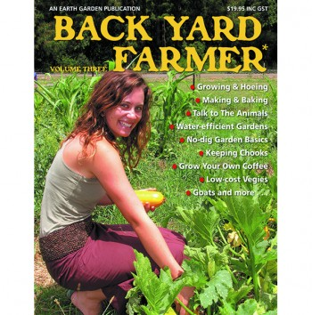 Image for BACK YARD FARMER: VOLUME THREE