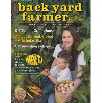 Image for BACK YARD FARMER - MAKE GROW COOK KEEP NUMBER ELEVEN