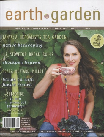 Image for EARTH GARDEN #171 AUTUMN Australia's Quarterly Journal for the Good Life