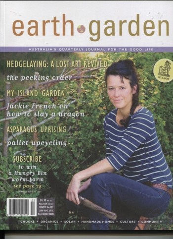Image for EARTH GARDEN # 172 WINTER Australia's Quarterly Journal for the Good Life