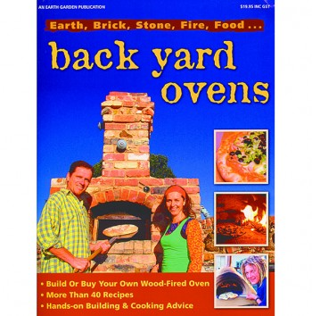 Image for BACK YARD OVENS Earth Brick Stone Fire Food