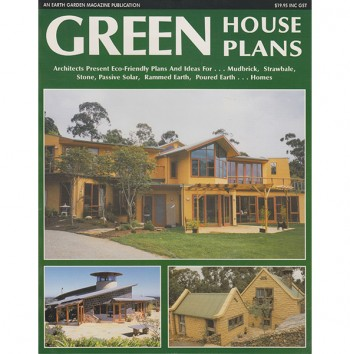Image for GREEN HOUSE PLANS Architects Present Eco-Friendly Plans and Ideas for ... Mudbrick, Strawbale, Stone, Passive Solar, Rammed Earth, Poured Earth .... Homes