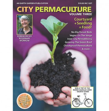 Image for CITY PERMACULTURE : THREE