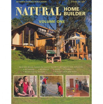Image for NATURAL HOME BUILDER Volume One