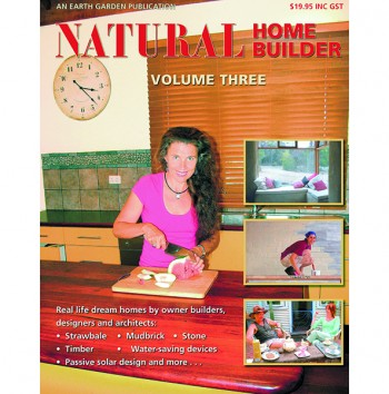 Image for NATURAL HOME BUILDER : THREE