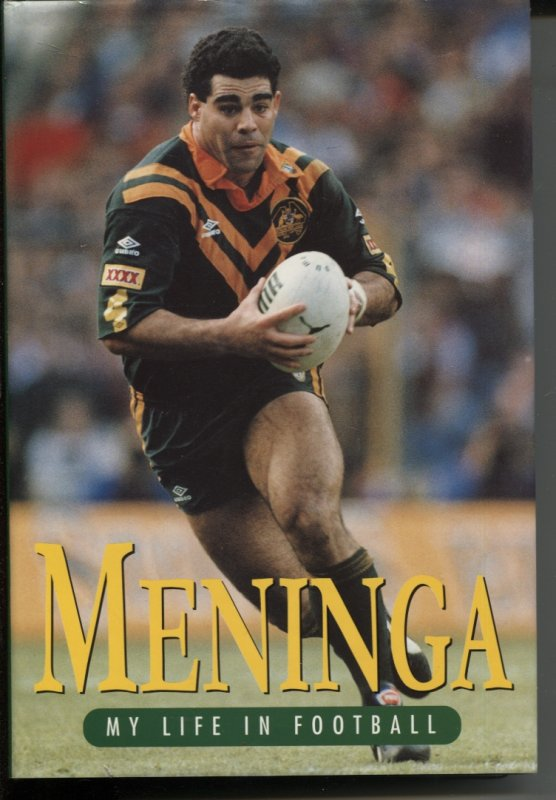 Image for MENINGA My Life in Football