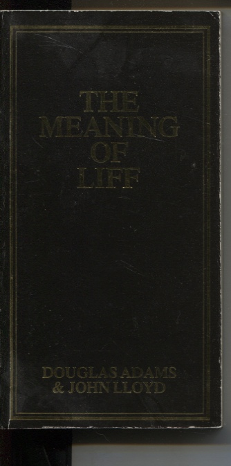 Image for The Meaning Of Liff