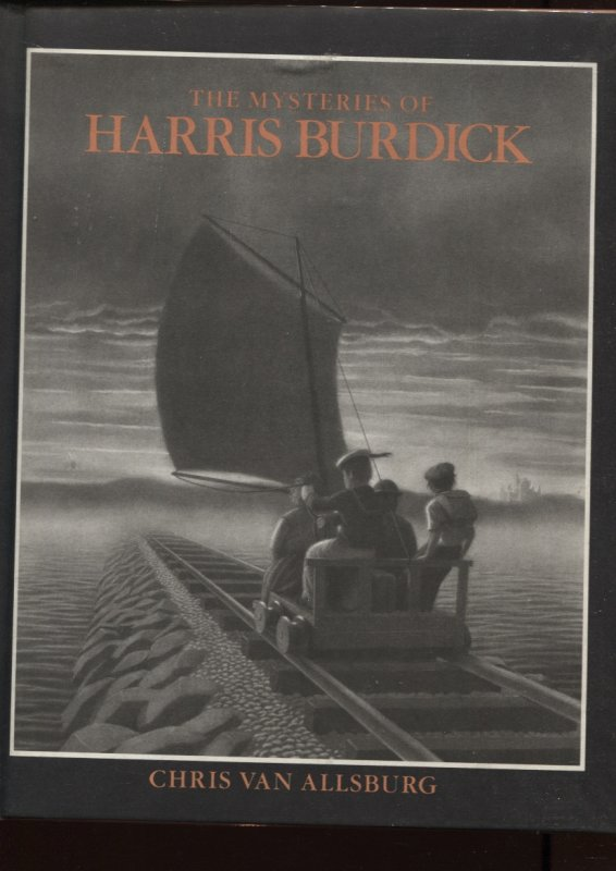 Image for The Mysteries Of Harris Burdick