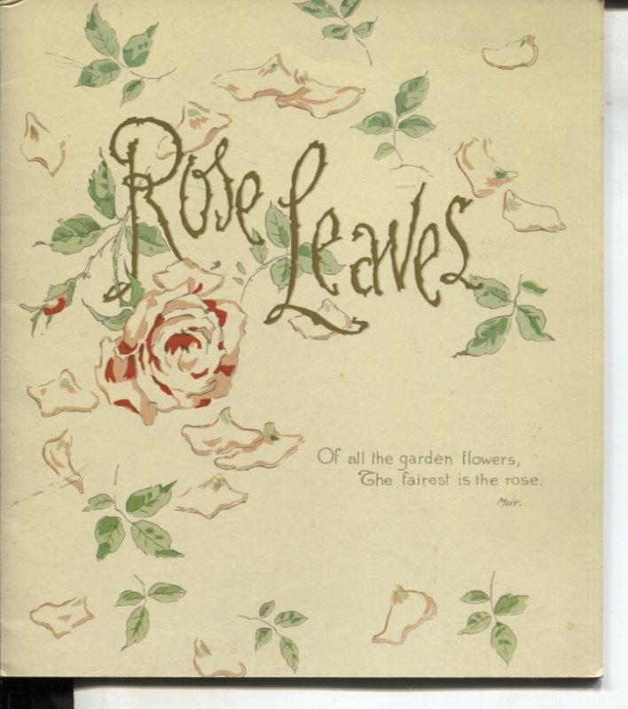 Image for ROSE LEAVES