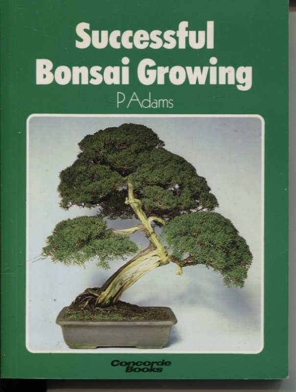 Image for Successful Bonsai Growing
