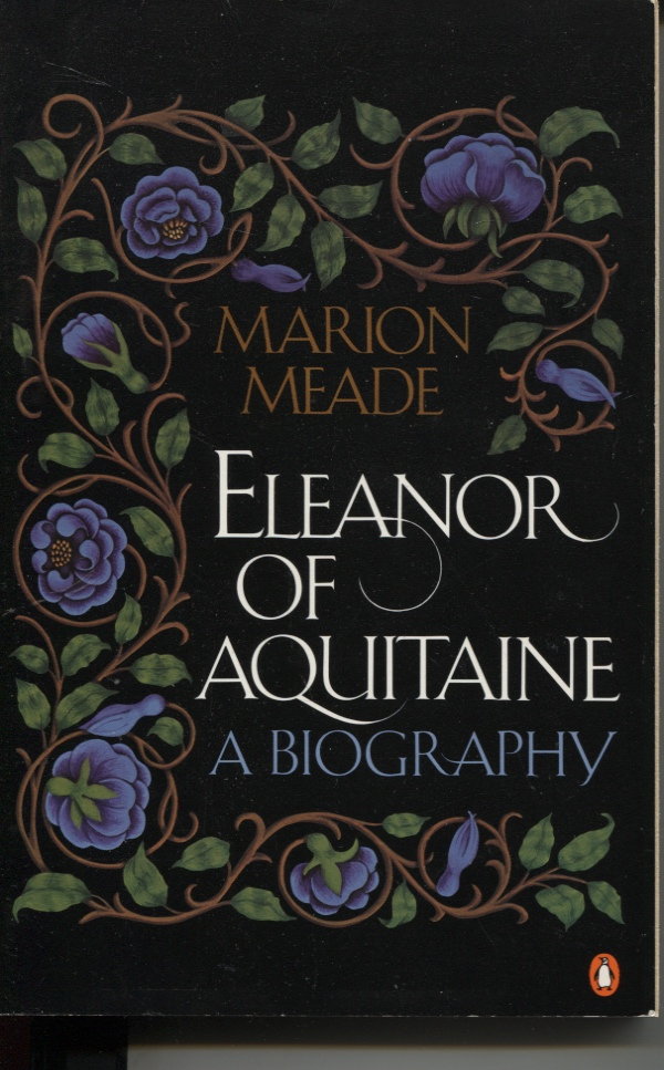 Image for Eleanor Of Aquitaine  A Biography