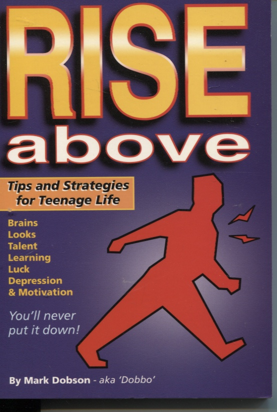 Image for RISE ABOVE : TIPS AND STRATEGIES FOR TEENAGE LIFE