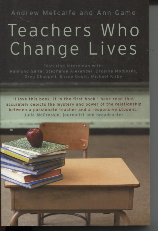 Image for Teachers Who Change Lives