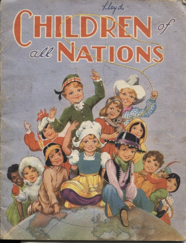 Image for CHILDREN OF ALL NATIONS
