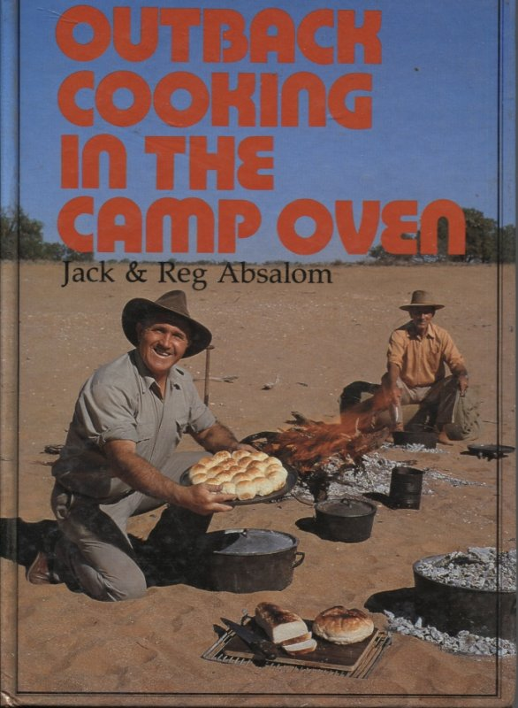 Image for Outback Cooking in the Camp Oven