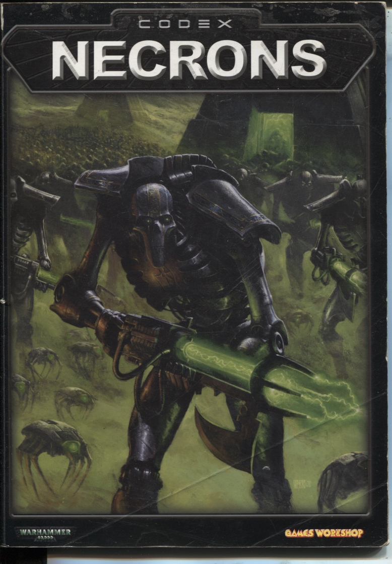 Image for CODEX NECRONS