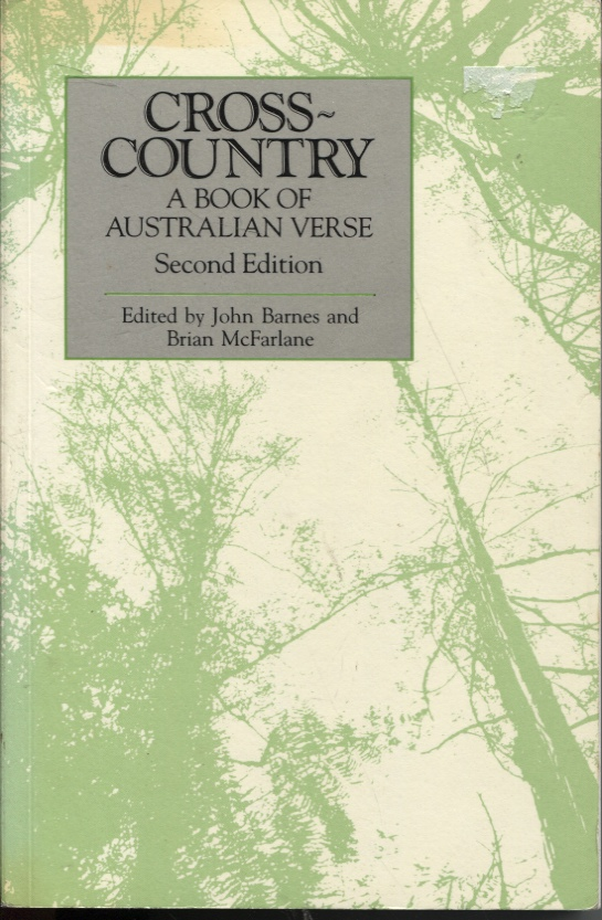 Image for CROSS-COUNTRY : A BOOK OF AUSTRALIAN VERSE