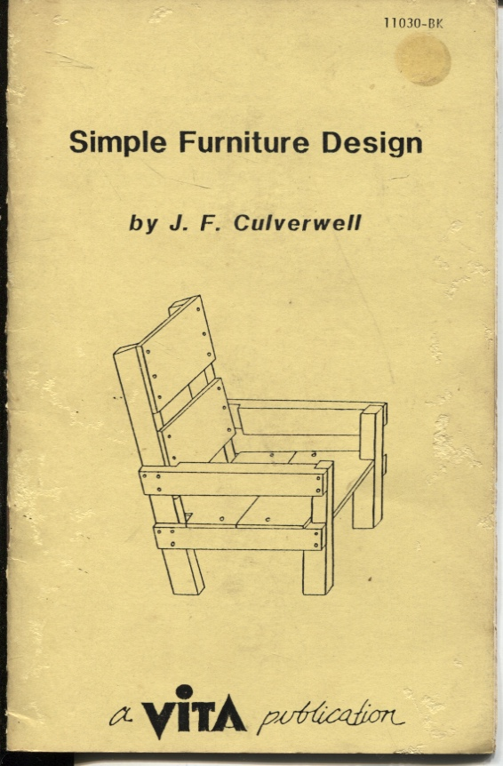 Image for SIMPLE FURNITURE DESIGN