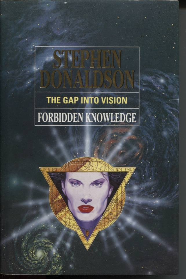 Image for THE GAP INTO VISION Forbidden Knowledge