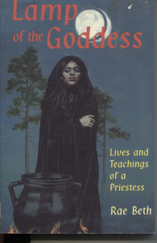 Image for Lamp of the Goddess : Lives and Teachings of a Priestess