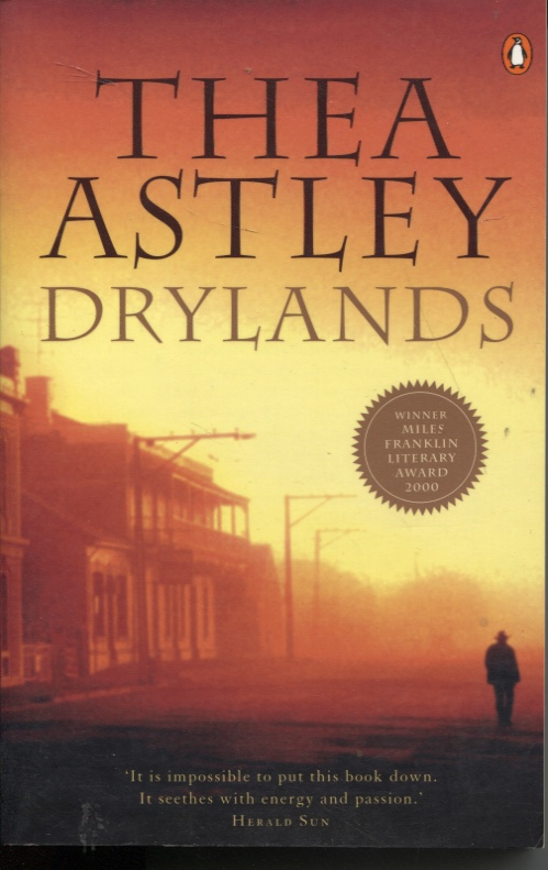 Image for DRYLANDS : A BOOK FOR THE WORLD'S LAST READER