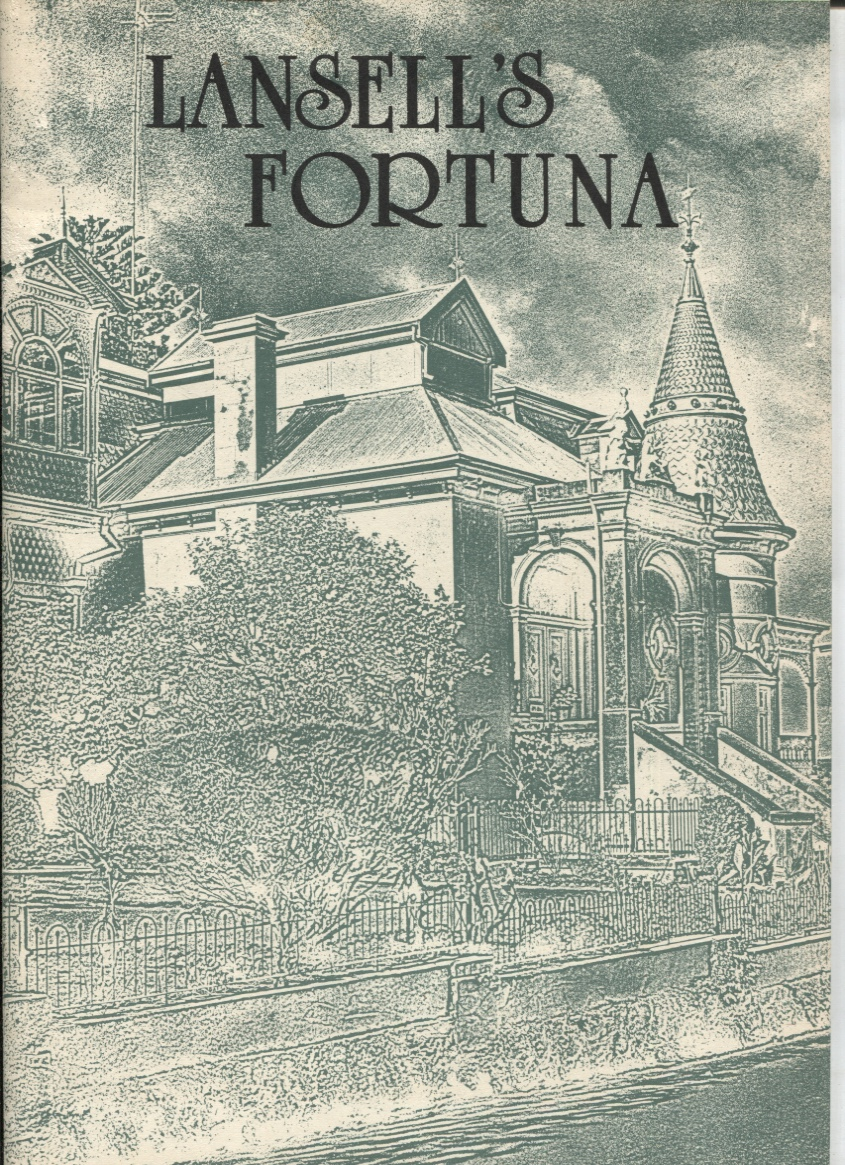 Image for LANSELL'S FORTUNA