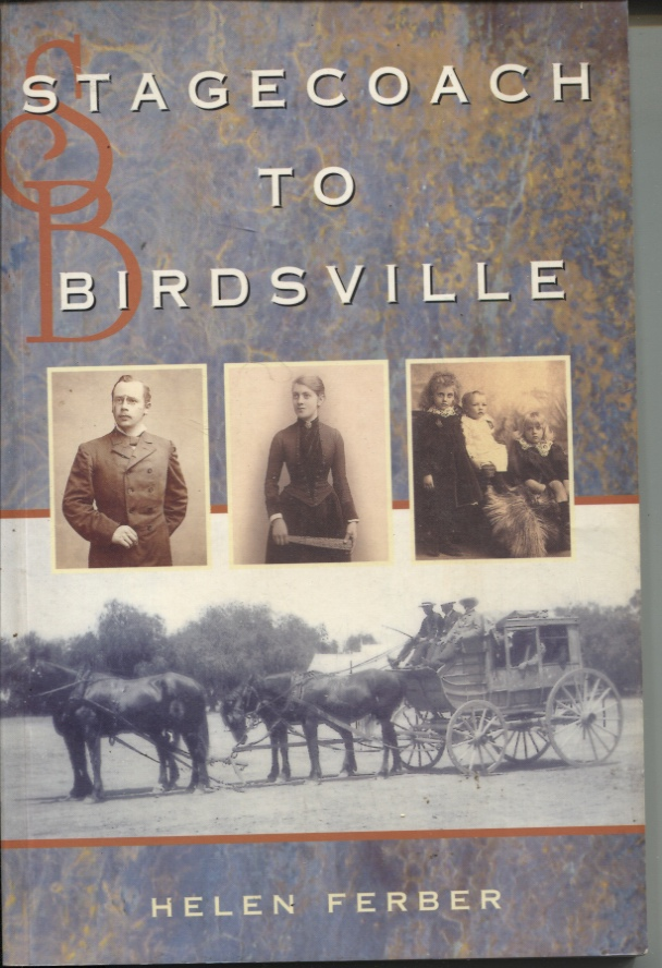 Image for Stagecoach to Birdsville