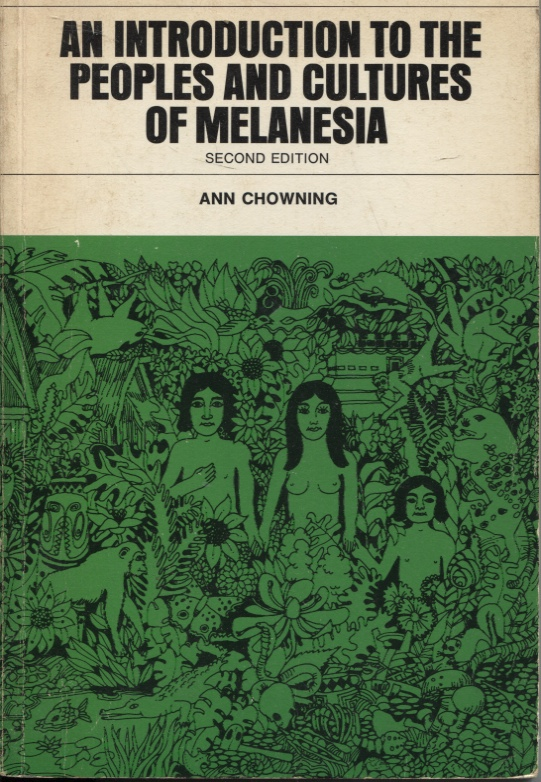 Image for An introduction to the peoples and cultures of Melanesia
