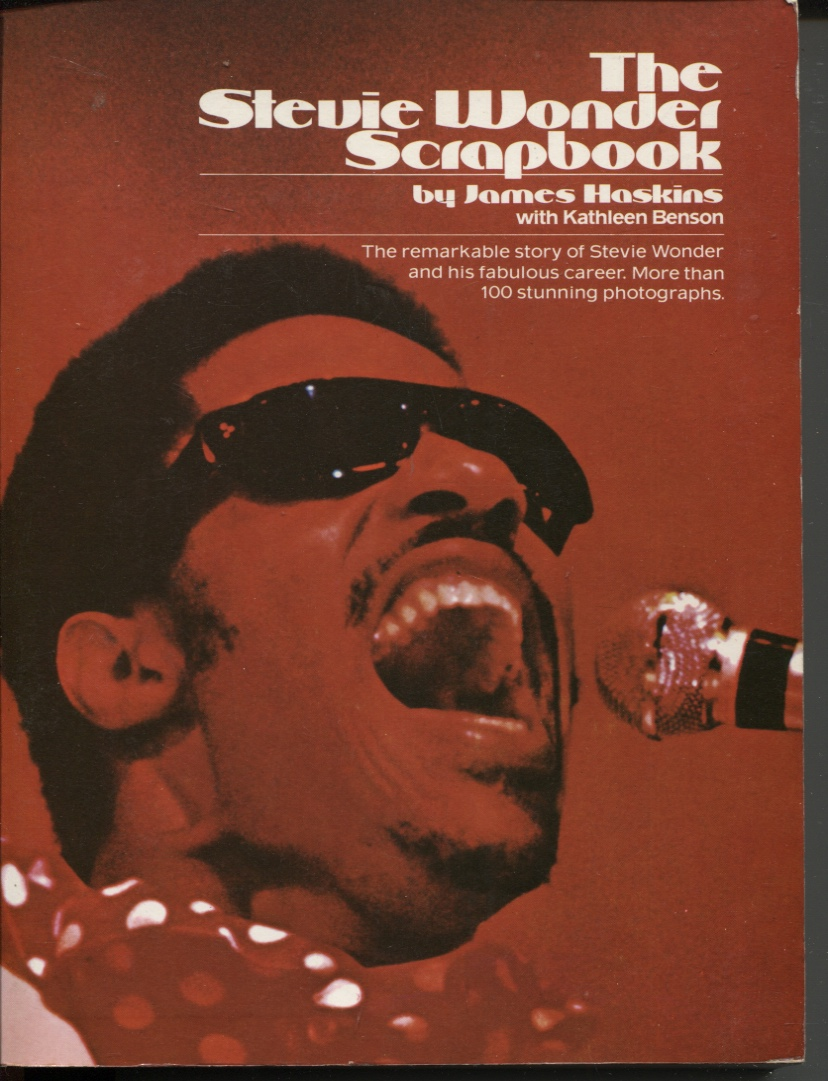 Image for THE STEVIE WONDER SCRAPBOOK