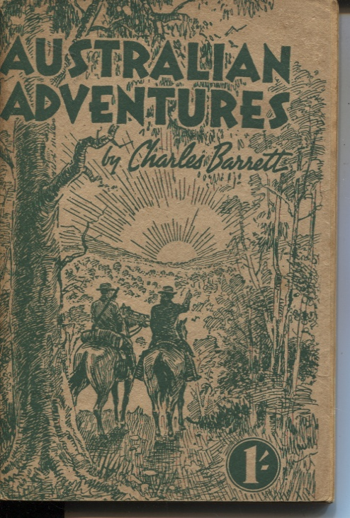 Image for AUSTRALIAN ADVENTURES
