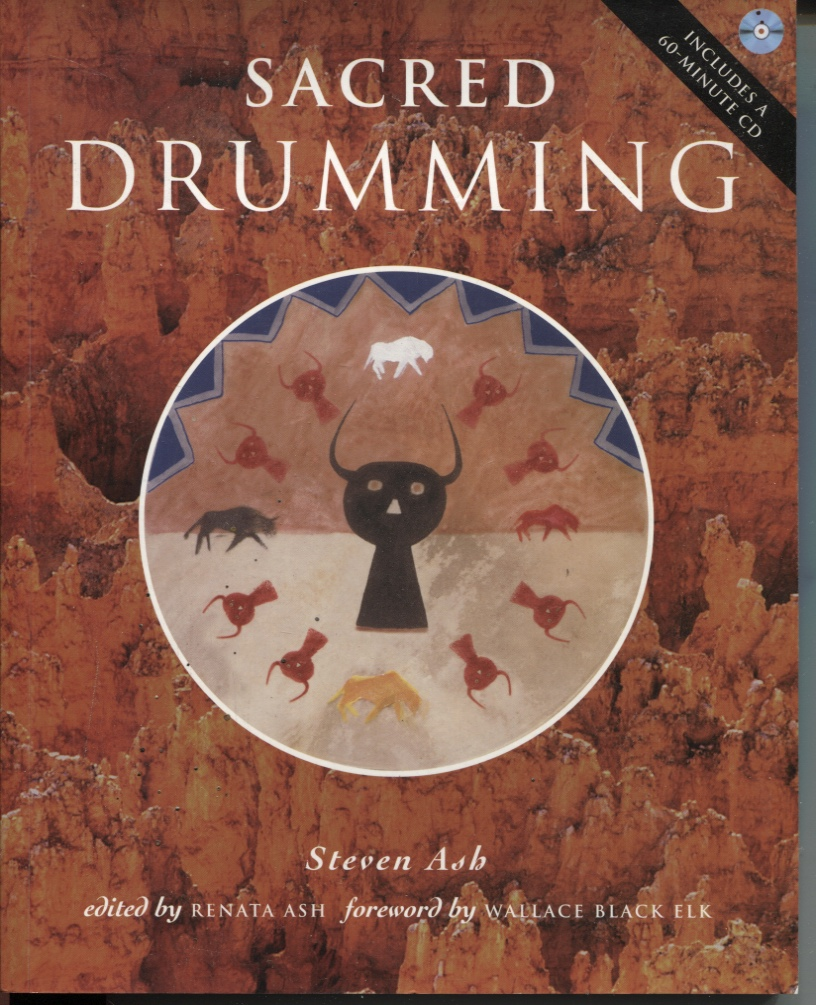 Image for SACRED DRUMMING Includes 60min CD