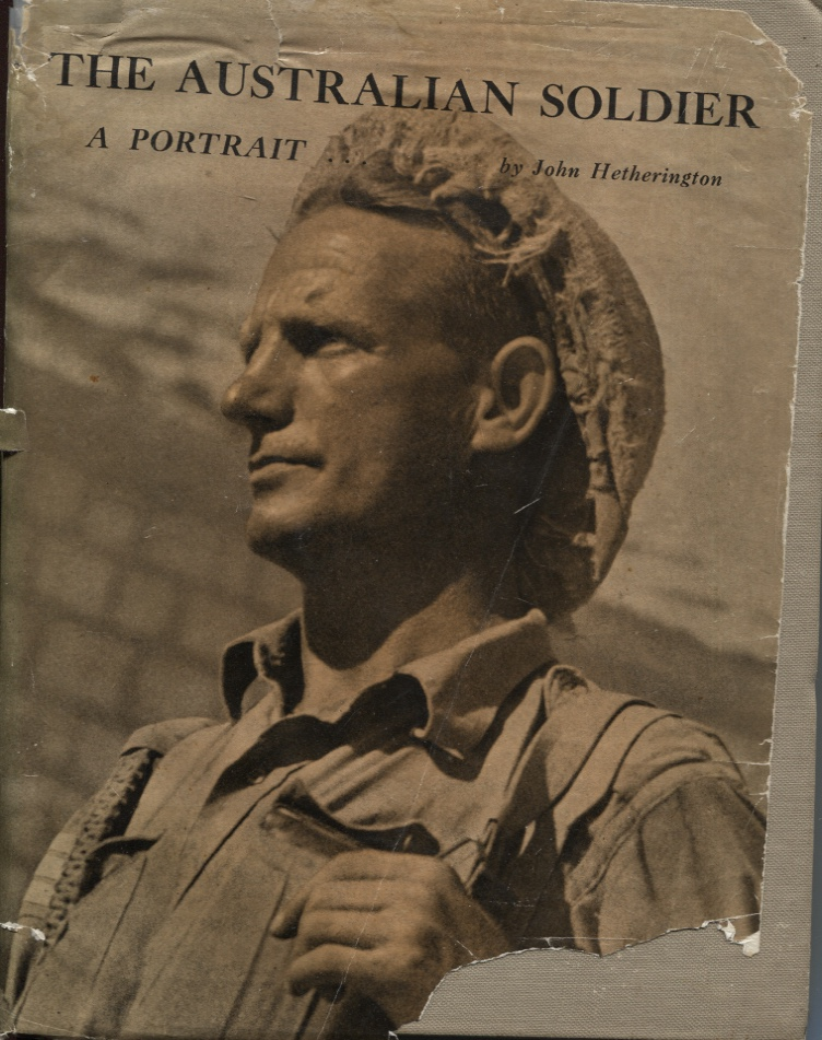 Image for The Australian Soldier : a Portrait