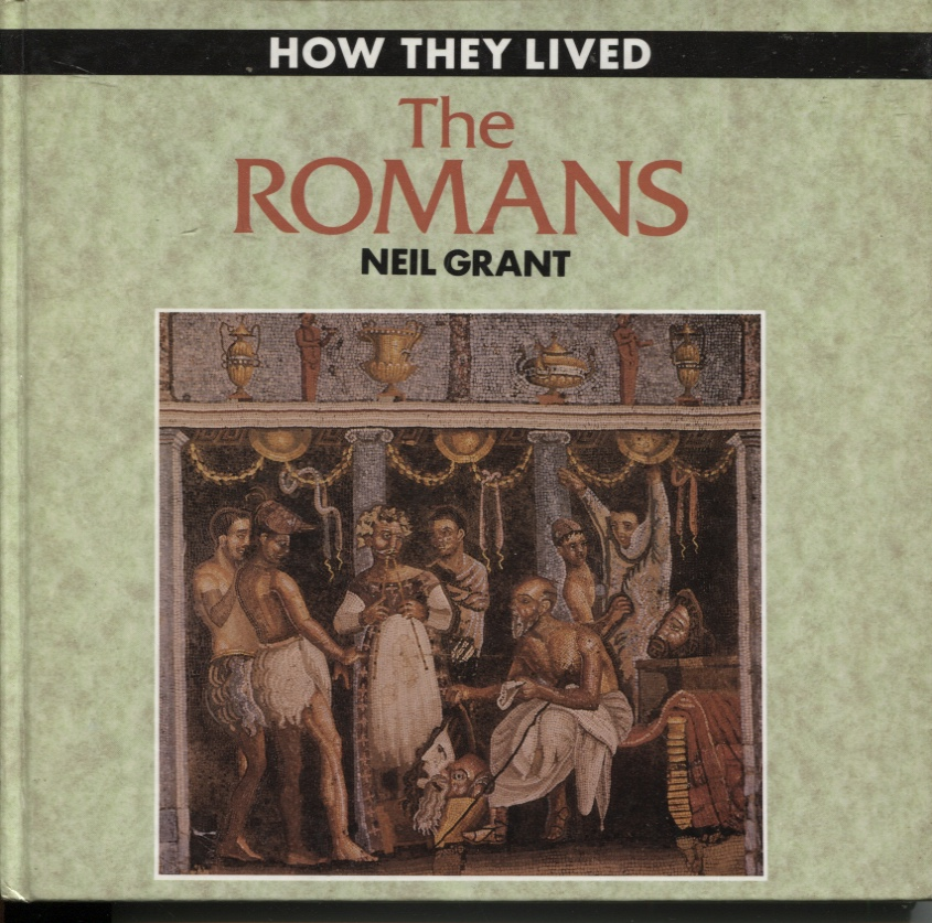 Image for The Romans. How They Lived