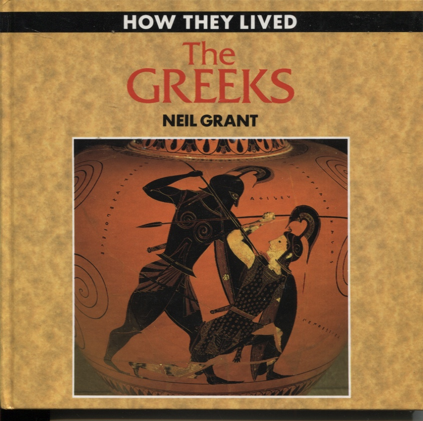 Image for The Greeks. How They Lived